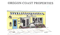 Yellow House Logo, Real Estate Brokers in Newport, OR